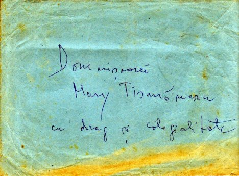 Mary Tismanaru